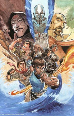 The Secret Prince- A Legend of Korra Reader Insert by Cran3s