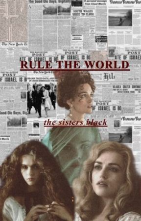 rule the world | house of black by -corpsebride-