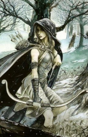 The Daughter of the Assassin and the Huntress by UnlimitedSW22