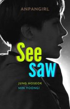 Seesaw «JH & MS» by SuperAnpanGirl
