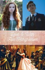 Love & War: Five Hargreeves by Duskprincess89