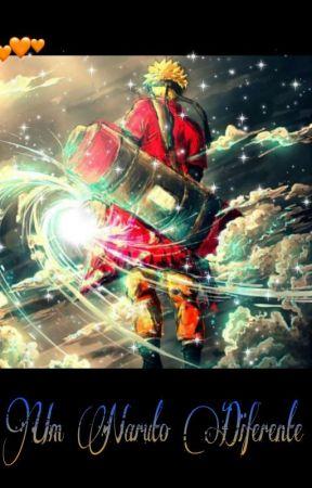Um Naruto diferente by Isaagata