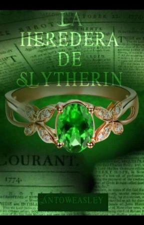 La Heredera de Slytherin by 0HMYJAEDEN