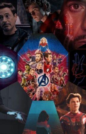 Mr.Stark's Assistant  by realmarvelimagines