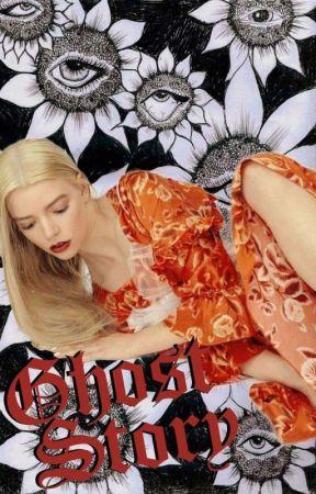 GHOST STORY, harry potter by Ivesick