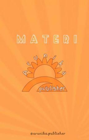 Materi Kepenulisan by Arunikapublisher