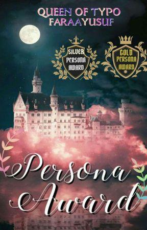 PERSONA AWARD 2020 by _faraayusuf_