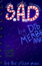 S.A.D [ZaDr] - Invader ZiM Christmas AU by postsbythepizzaman