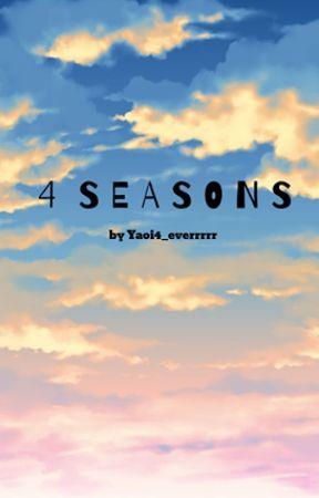 4 Seasons by Yaoi4_everrrr