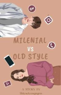 Milenial VS Old Style  cover