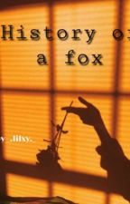 History of a fox by lilxyEv