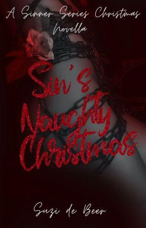 Sin's Naughty Christmas (SINNER SERIES CHRISTMAS NOVELLA) by Suzidebeer
