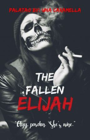 The Fallen Elijah by Una_Caramella