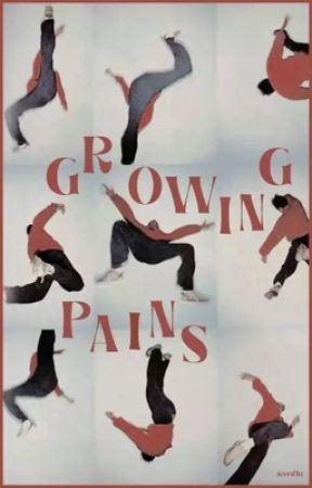 Growing Pains ━━ Fred Weasley by teenflu