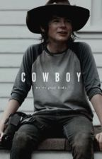 COWBOY   c. grimes by -angrybruce