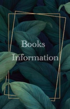 Book Information  by -brokenglass