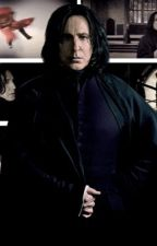 Snape's  Lover SeverusSnapexreader by smokey183727