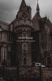 Silver lining (a wolfstar fanfic) cover