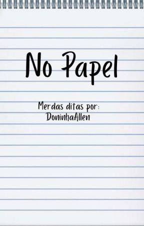 No papel by DoninhaAllen