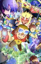 Rise of the sacred angel(Lucemon's revenge) by IzumiScarlet14