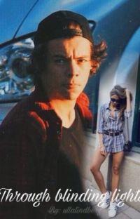 Through blinding lights - Harry Styles cover