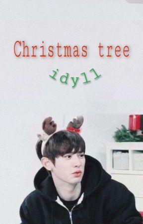 Christmas tree idyll   Chanbaek  by TheOxygenHoax