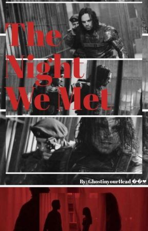 GHOSTED: The Night We Met by GhostinyourHead