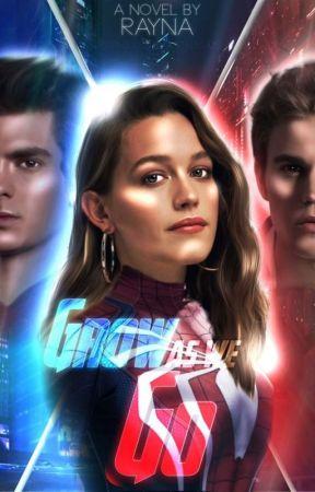GROW AS WE GO ▷ Peter Parker and Harry Osborn¹ by faithrewarded