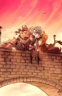 Ramshackle- New boring kid cover