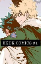 BkDk comics/ pictures  by BakugoxLust19