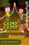 Camp Camp Counslers X Reader (Oneshots!) cover