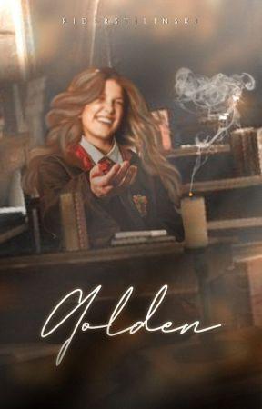 ➤ Golden ↯ Wizarding World by RiderStilinski
