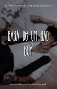Babá de um bad boy  cover
