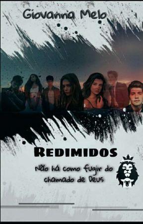 Redimidos  by GiovannaLome