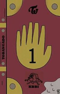 TWICE ONESHOOT MINGGUAN KUARGA BESAR TOBANGADO cover