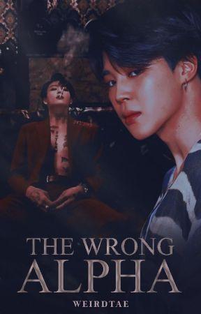 The wrong alpha《kookmin》 by weirdtae-