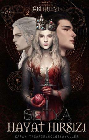 SETYA- HAYAT HIRSIZI by La-Hermosa