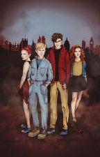 Felix, Net i Nika oraz wyjechane przygody XD by wariatka_08