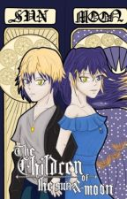 The Children Of The Moon and Sun by yokai_23fox