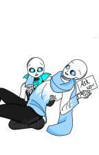 Ask Azure and Teal!  by HeartsAndMusics1Ham8