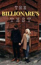 The Billionaire's Test by Charlie-Duke