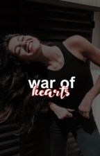 WAR OF HEARTS ━ prince caspian x by burkhqrt