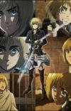 Armin x reader lemons and one shots  cover