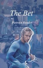 The Bet (Pietro x Reader) by LadyLokiLaufeyson5