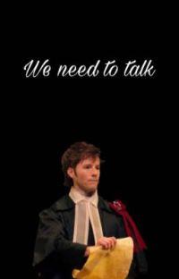 We need to talk • Jamilton cover
