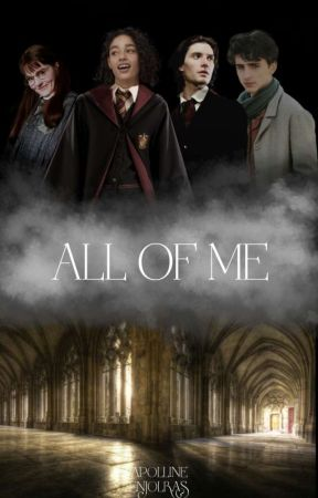 All of Me    S. Black by ApollineEnjolras