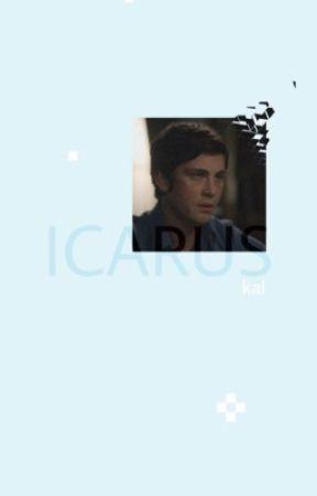 [1] ICARUS | steve rogers, bucky barnes ✔ by KallistaLove
