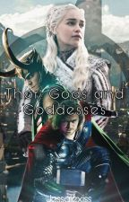 Thor: Gods and Goddesses by jessalexiss