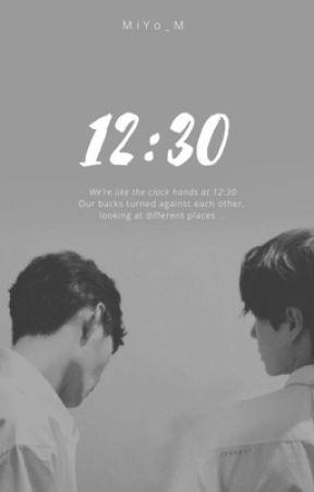 12:30 (Hiatus) by MiYo_M