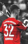 Freunde ( Joshua Kimmich/ Fc Bayern FF ) cover